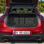 2018 BMW X4 (BMW G02) boot