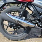 2018 Bajaj Discover 110 exhaust first ride review