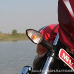2018 Bajaj Discover 110 indicator first ride review