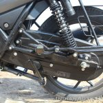 2018 Bajaj Discover 110 swingarm first ride review
