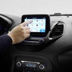 2018 Ford Ka+ (2018 Ford Figo) SYNC 3 infotainment system