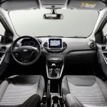 2018 Ford Ka+ (2018 Ford Figo) dashboard
