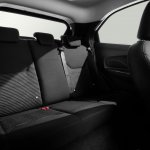 2018 Ford Ka+ (2018 Ford Figo) rear seats