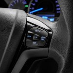 2018 Ford Ka+ (2018 Ford Figo) steering wheel controls