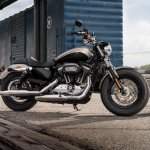 2018 Harley-Davidson 1200 Custom press right side