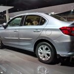 2018 Honda Amaze rear three quarters
