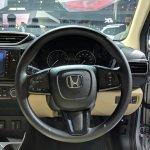 2018 Honda Amaze steering wheel