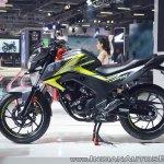 2018 Honda CB Hornet 160R left side at 2018 Auto Expo