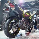 2018 Honda CBR250R rear right quarter at 2018 Auto Expo