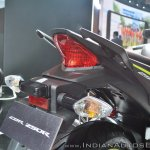 2018 Honda CBR250R tail light at 2018 Auto Expo