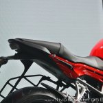 2018 Honda CBR650F tail section at 2018 Auto Expo