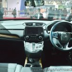 2018 Honda CR-V dashboard at Auto Expo 2018