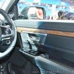 2018 Honda CR-V door trim at Auto Expo 2018