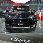 2018 Honda CR-V front at Auto Expo 2018