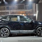 2018 Honda CR-V profile at Auto Expo 2018