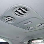 2018 Honda CR-V roof-mounted air vents at Auto Expo 2018