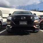2018 Honda Vezel (2018 Honda HR-V) front