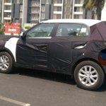 2018 Hyundai Creta (facelift) exterior spy shot