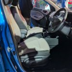 2018 Hyundai i20 (facelift) front seats at Auto Expo 2018
