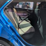 2018 Hyundai i20 (facelift) rear seats at Auto Expo 2018