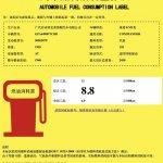 2018 Jeep Commander 4WD fuel consumption rating