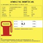 2018 Jeep Commander FWD fuel consumption rating