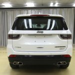 2018 Jeep Commander FWD rear