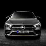 2018 Mercedes A-Class Edition 1 front