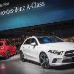 2018 Mercedes A-Class (W177) exterior world premiere