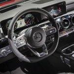 2018 Mercedes A-Class (W177) interior world premiere