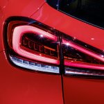 2018 Mercedes A-Class (W177) tail lamp world premiere