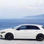 2018 Mercedes A-Class profile