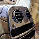 2018 Mercedes S-Class interior rear AC vents