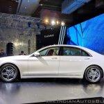 2018 Mercedes S-Class side profile