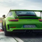 2018 Porsche 911 GT3 RS (facelift) dynamic