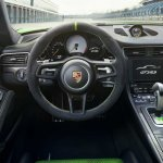 2018 Porsche 911 GT3 RS (facelift) interior dashboard driver side