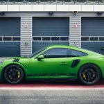 2018 Porsche 911 GT3 RS (facelift) profile