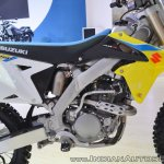2018 Suzuki RM-Z250 engine at 2018 Auto Expo