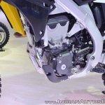 2018 Suzuki RM-Z450 engine at 2018 Auto Expo