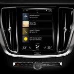 2018 Volvo V60 Sensus infotainment system