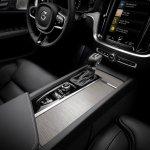 2018 Volvo V60 floor console