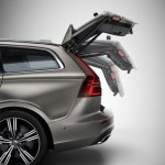 2018 Volvo V60 power tailgate
