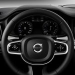 2018 Volvo V60 steering wheel