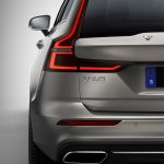 2018 Volvo V60 tail lamp