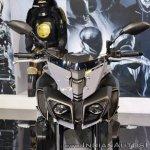 2018 Yamaha MT-10 headlights at 2018 Auto Expo