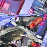 2018 Yamaha YZF-R1 tail light at 2018 Auto Expo