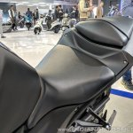 2018 Yamaha YZF-R3 Black seats at 2018 Auto Expo