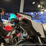 Aprilia RS 150 tail light at 2018 Auto Expo