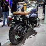 BMW R nineT Scrambler rear right quarter at 2018 Auto Expo