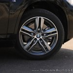 BMW X1 M Sport review alloy